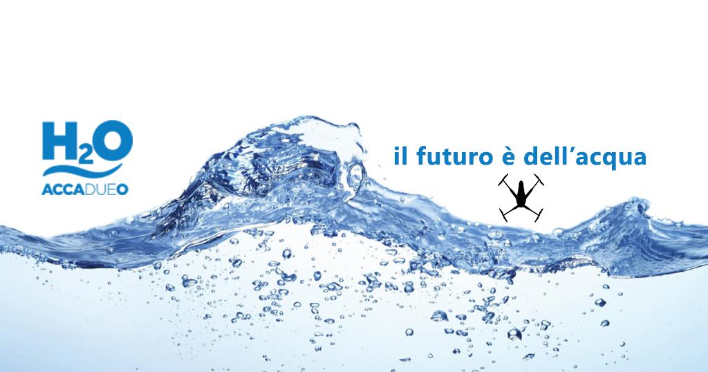 Evento H2O · L'acqua è vita, parliamone.