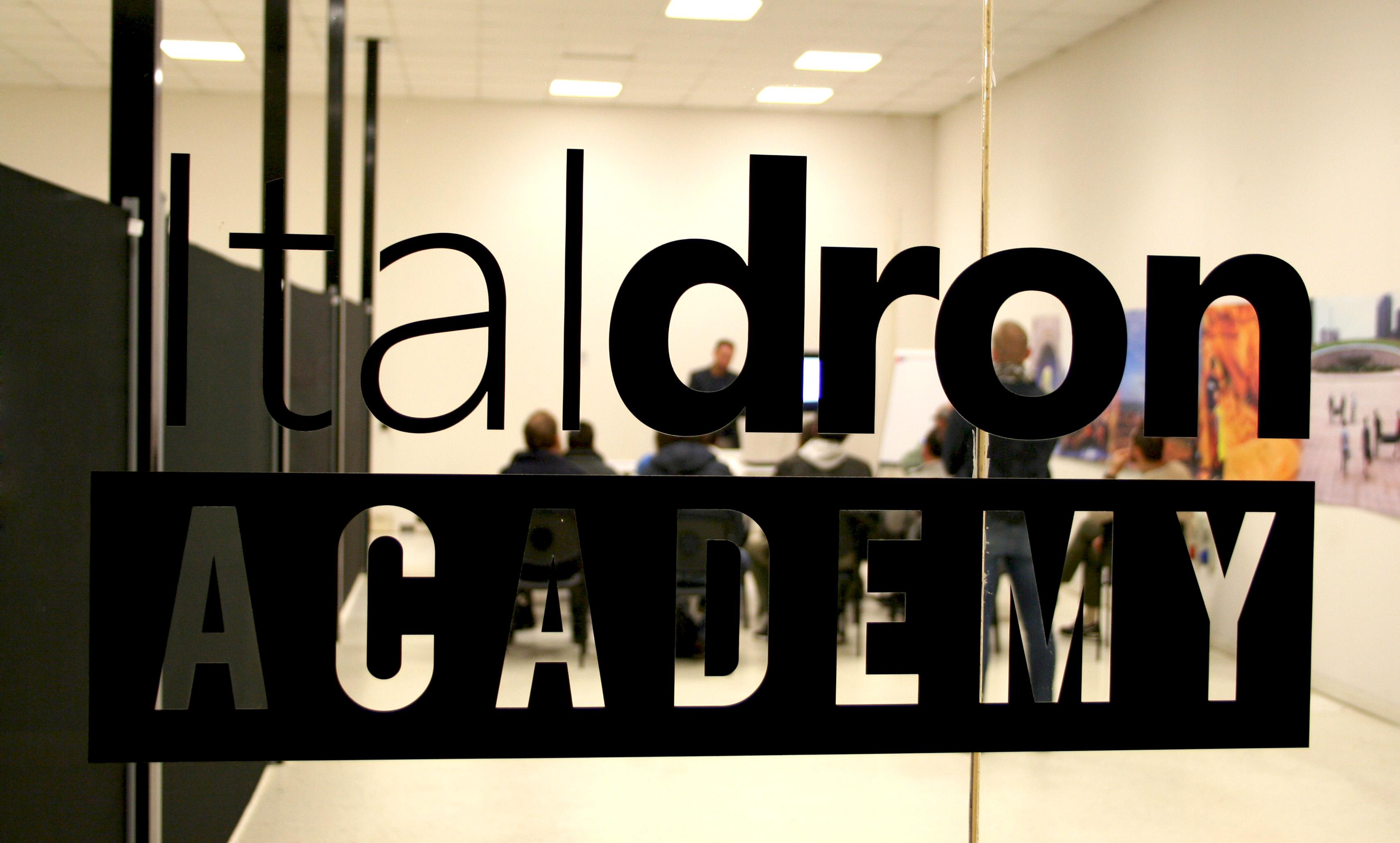 Italdron Academy: aperta una sessione straordinaria per il 7 Novembre