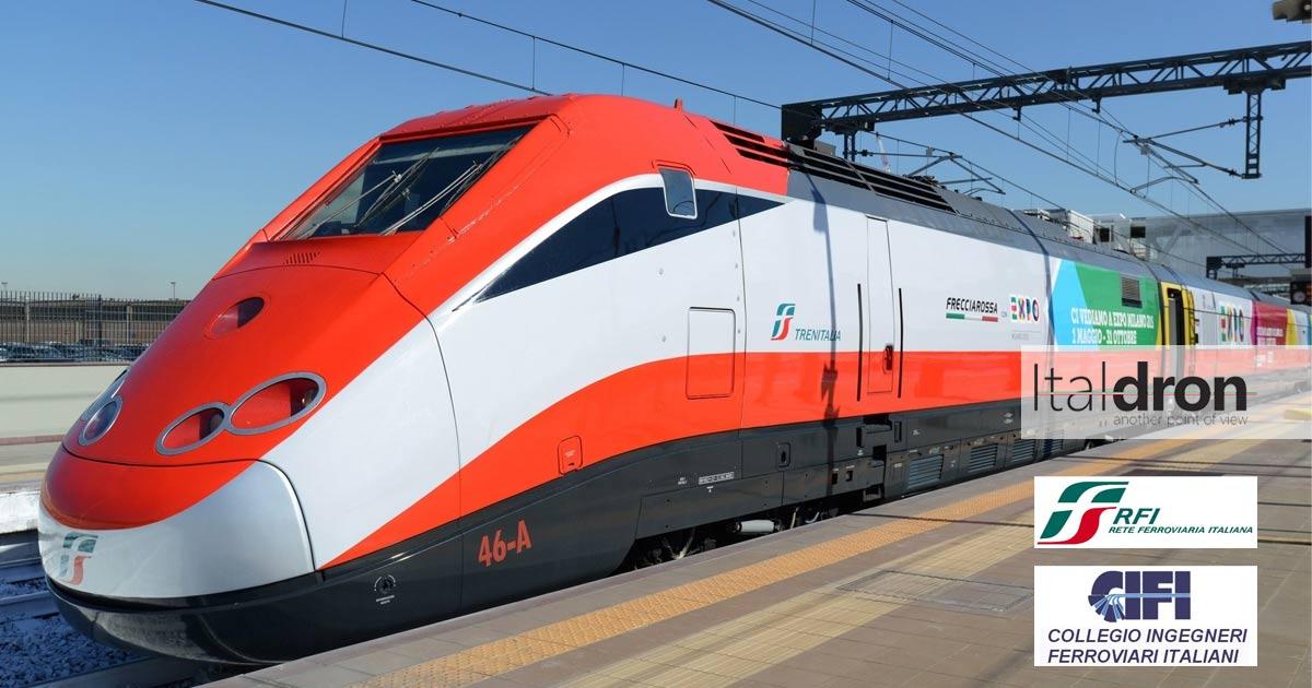 Italdron Relatore al convegno sui Droni del Collegio Ingegneri Ferroviari Italiani