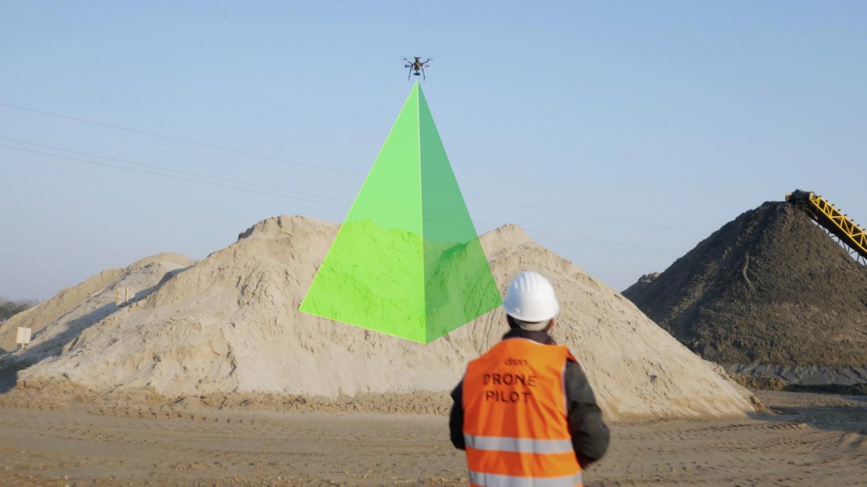 Italdron organizza corsi di Fotogrammetria con i Droni il 27 Maggio e 4 giorni a Giugno