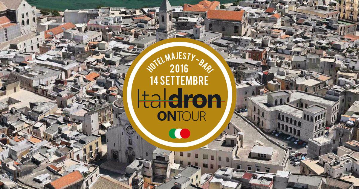Italdron On Tour: la competenza dei Professionisti al Vostro Servizio