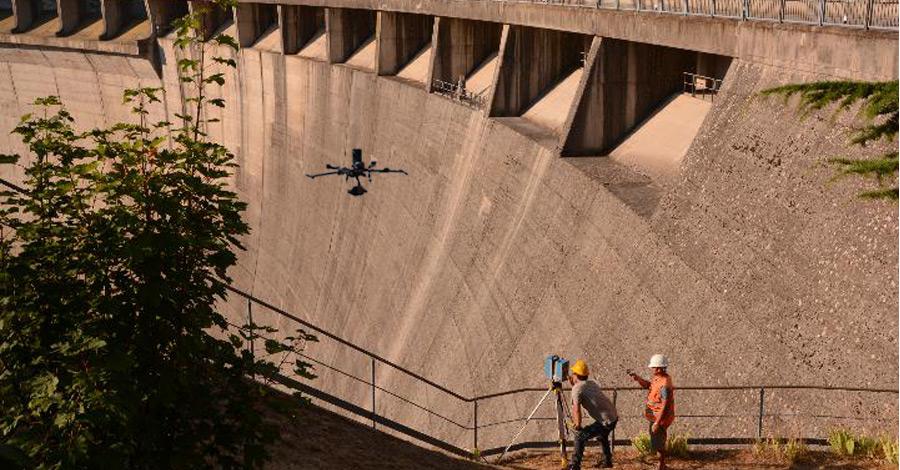 Italdron: lo specialista italiano dell'Aerofotogrammetria con i droni