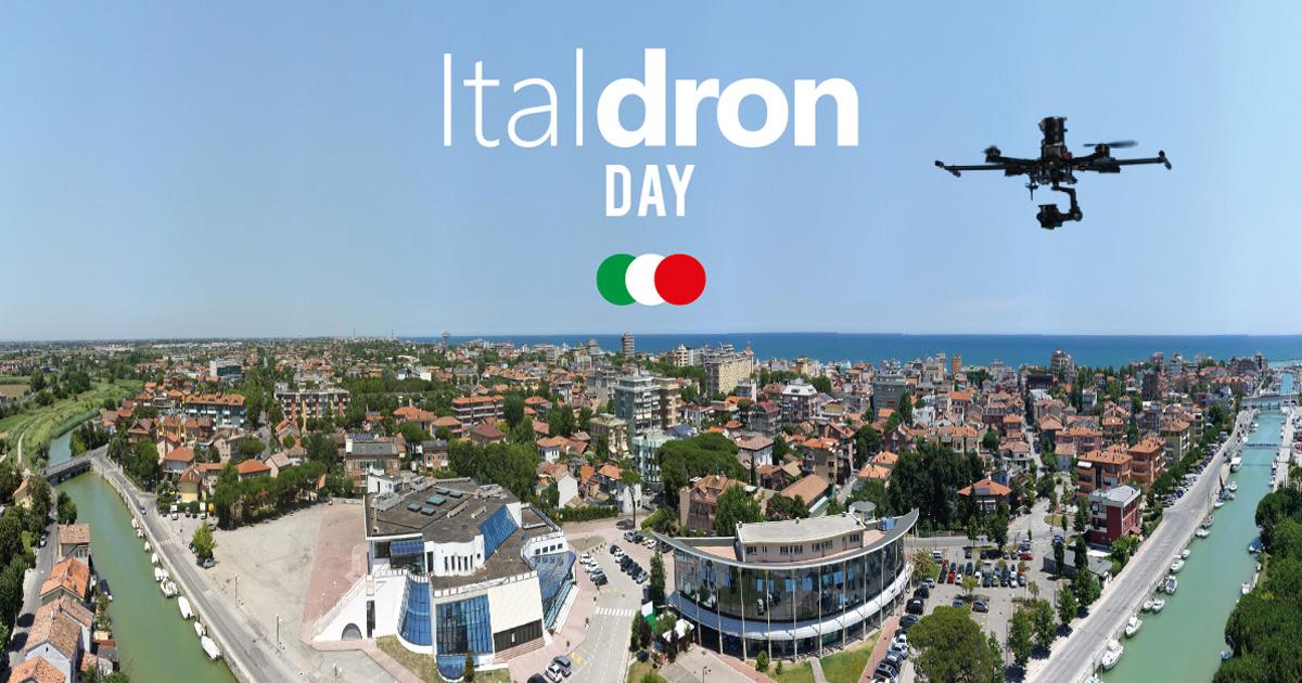 Italdron Day: attesa alle Stelle per l'evento dell'Anno sui Droni Professionali