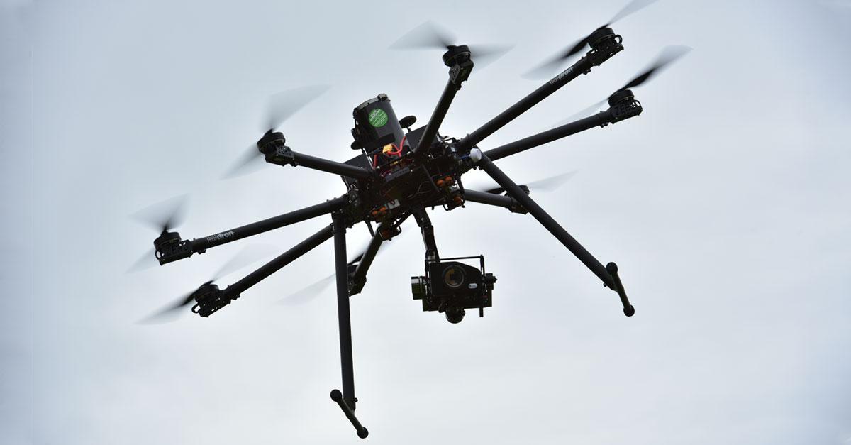 Italdron e OFIL partner nello sviluppo di droni per l'ispezione delle linee elettriche