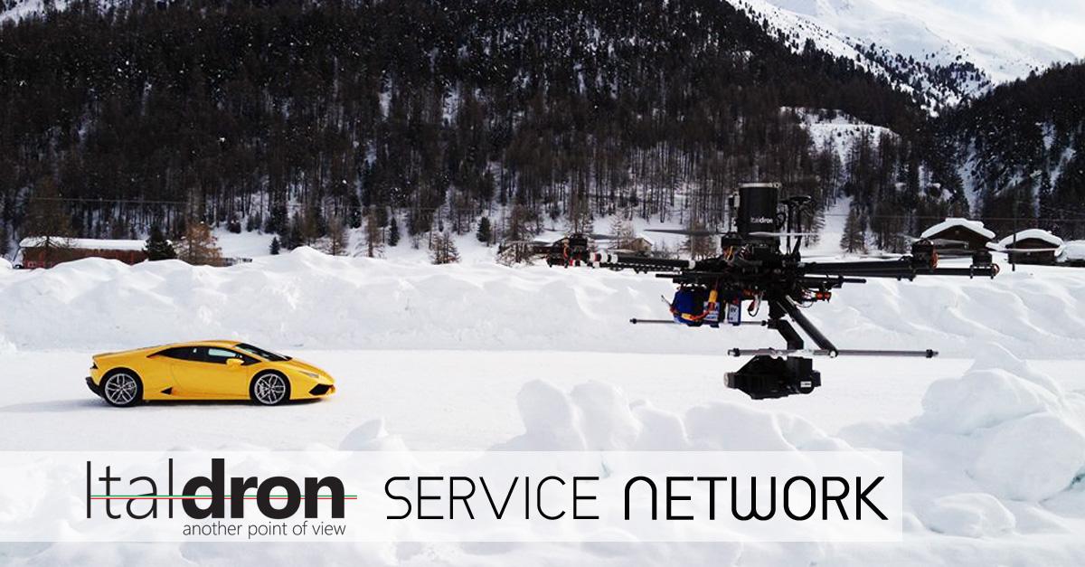 Italdron Service Network: la soluzione per diventare professionisti dei SAPR