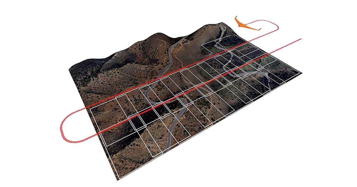 Droni RTK: precisione sub-centimetrica con un nuovo Sistema di Posizionamento GPS