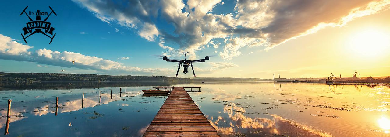 Corsi di Volo per Droni Professionali