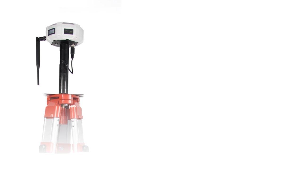 sistema rtk per droni professionali