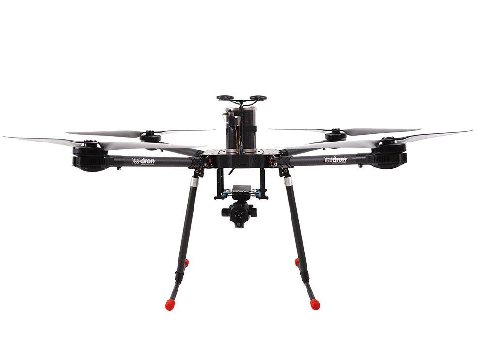 drone professionale 4hse endurance: produzione e vendita droni professionali italdron