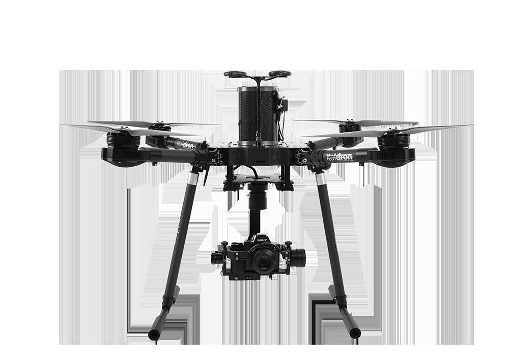 drone professionale 4hse evo fotograsmmetrico