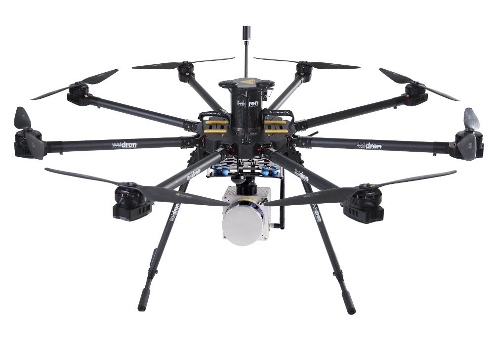 drone professionale bigone 8hse lidar
