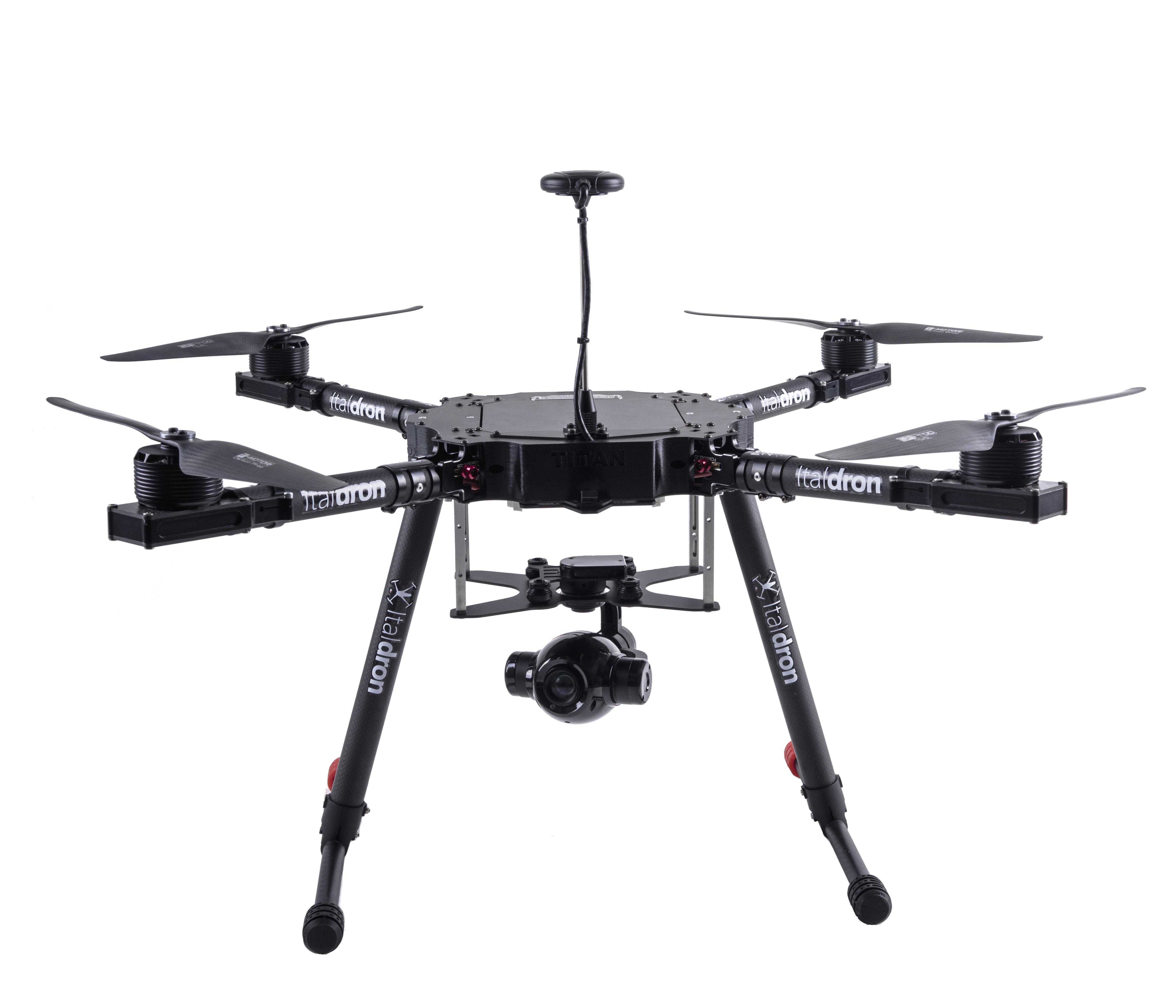 Drone professionale Titan inspector 4hse