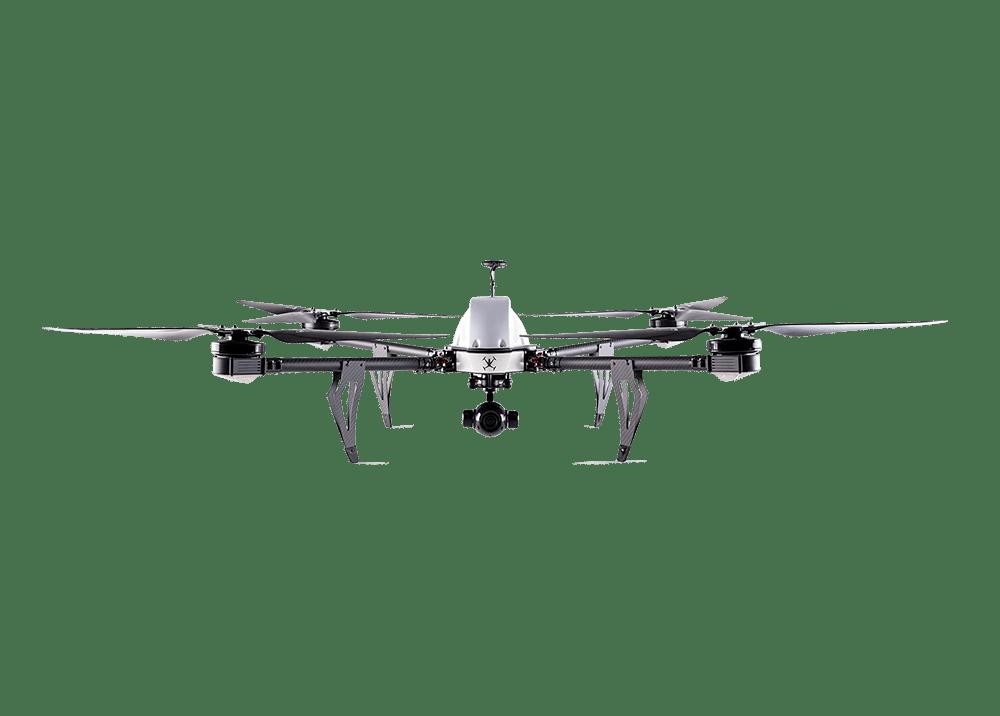 produzione e vendita droni professionali italdron: Levante