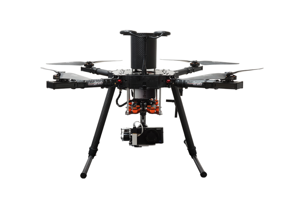 professional drone titan 4hse