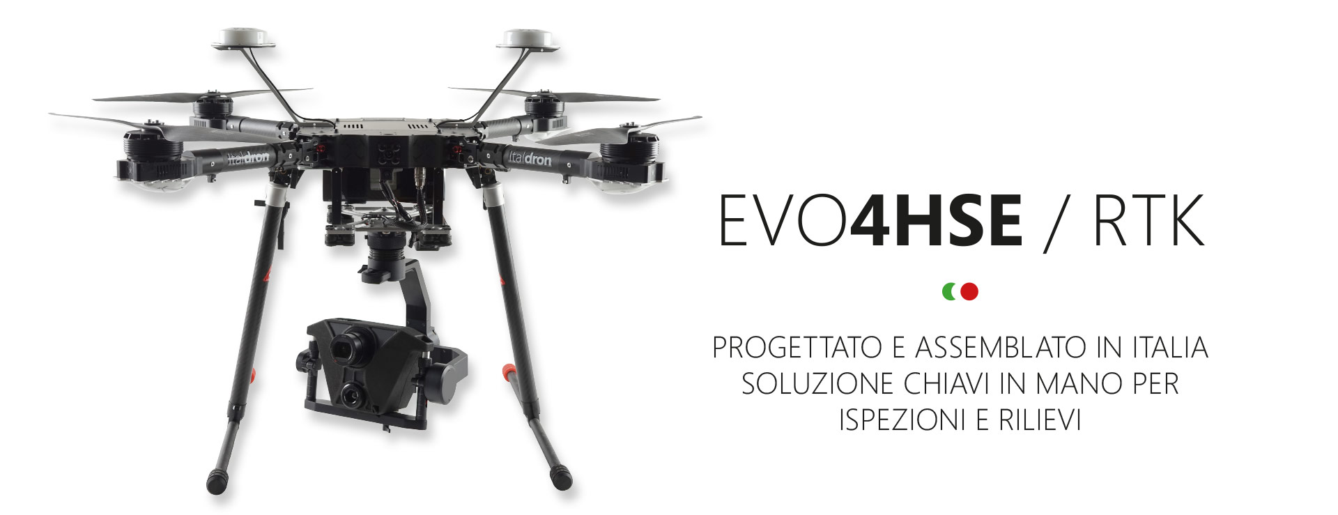 professional drones GCSV16