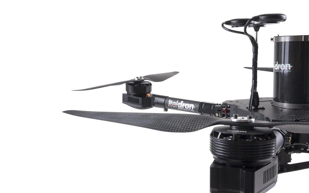 Drone professionale Italdron 4HSE EVO