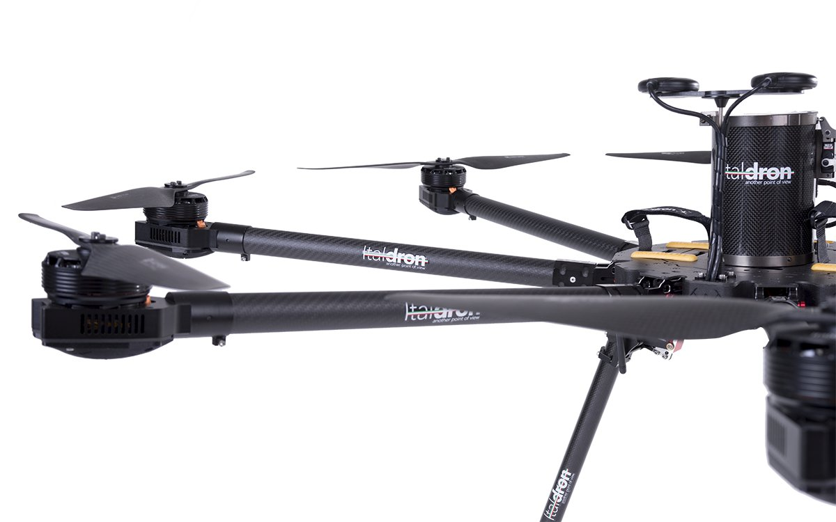 Drone professionale Italdron BIGONE 8HSE PRO