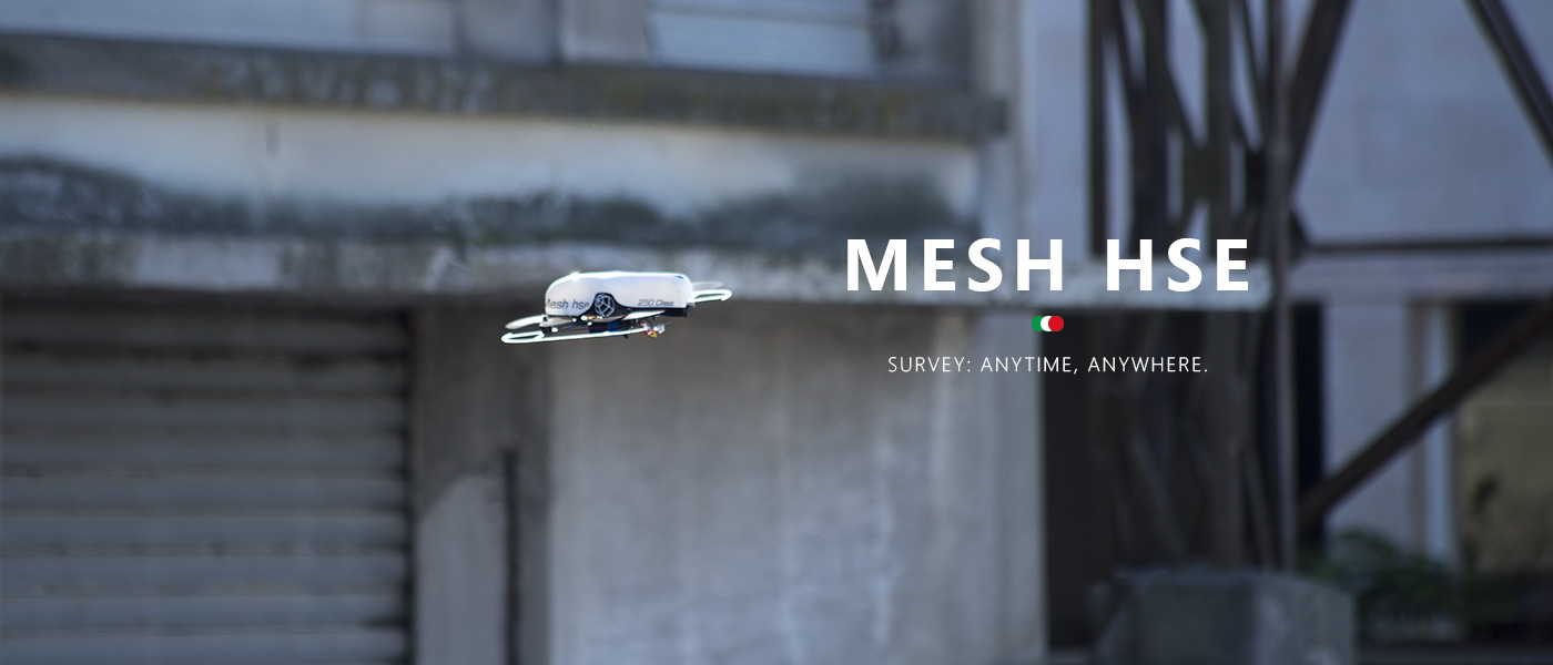 professional drone mesh 4hse