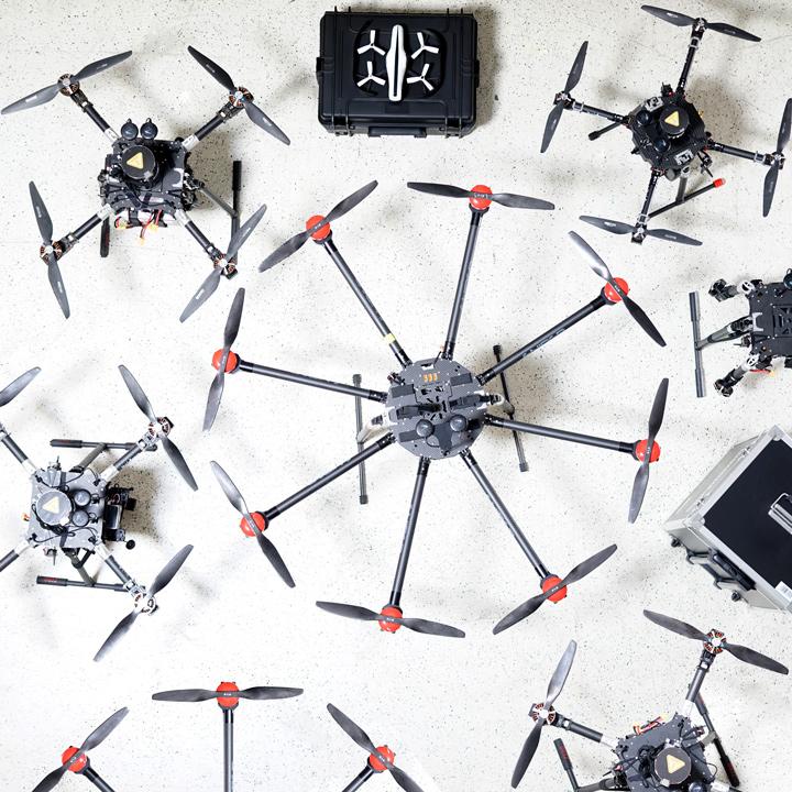 italdron professional drones