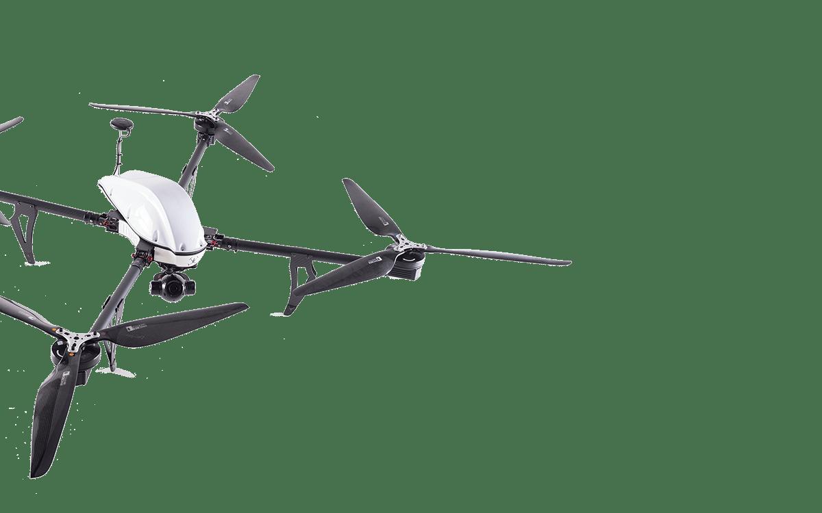 Drone professionale Italdron Levante