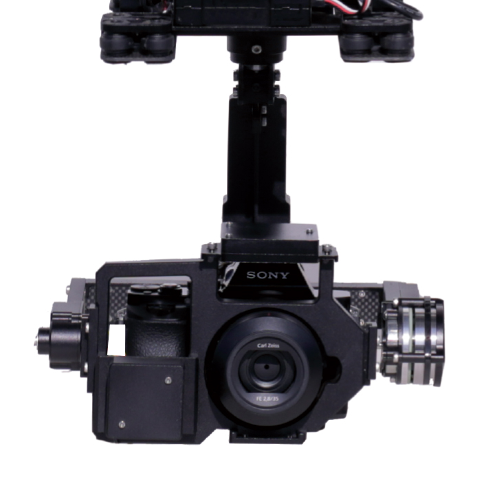 payload multiruolo sony a7r/s/mk2