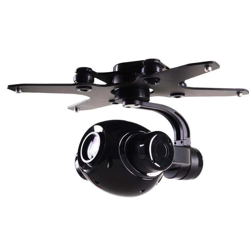 payload per drone professionale per ispezioni con zoom 10x