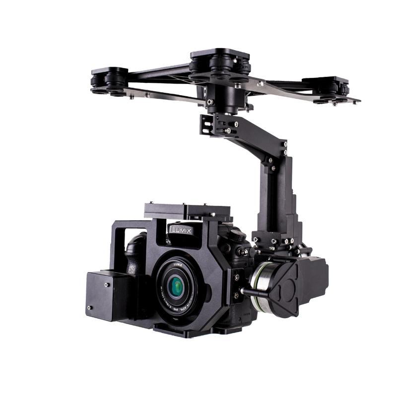 paylod lumix gh4 per droni professionali