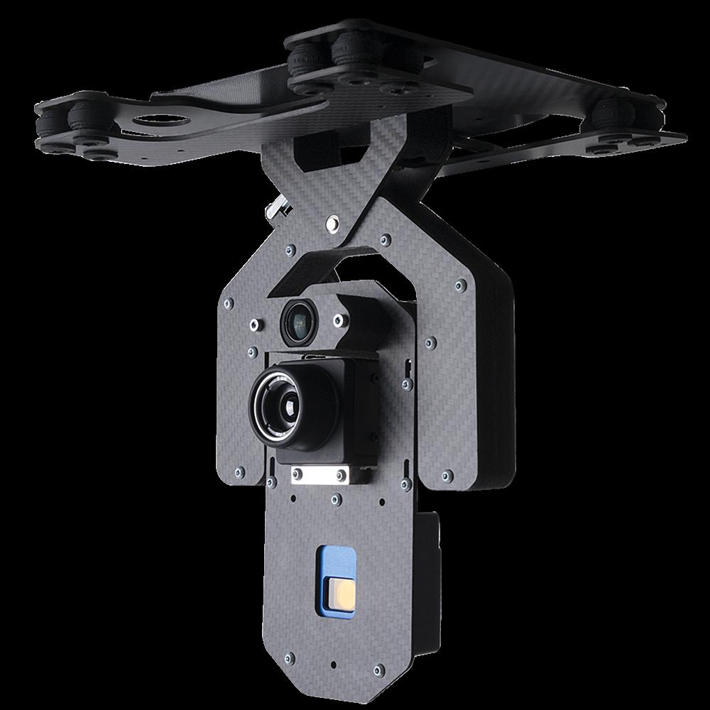 payload multisensore agro per droni professionali
