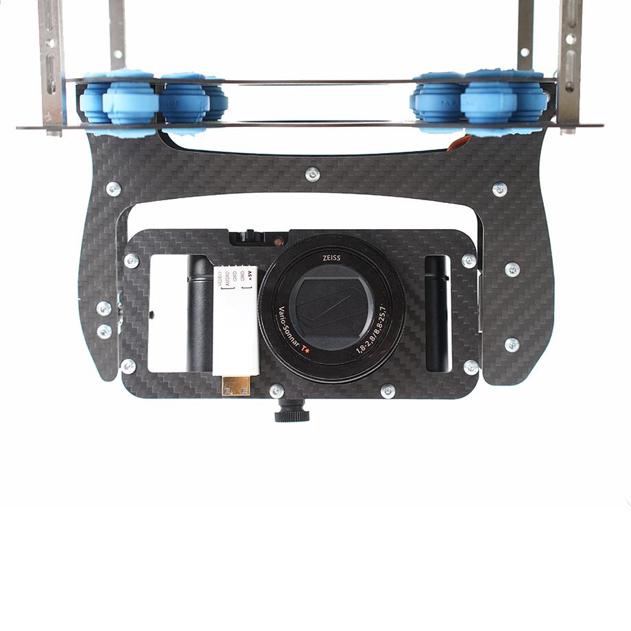 payload mapper per droni professionali