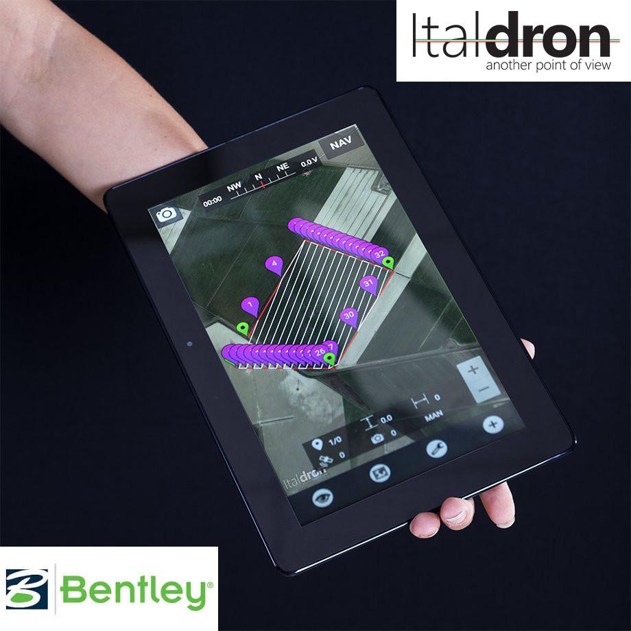 software per droni professionali italdron controller
