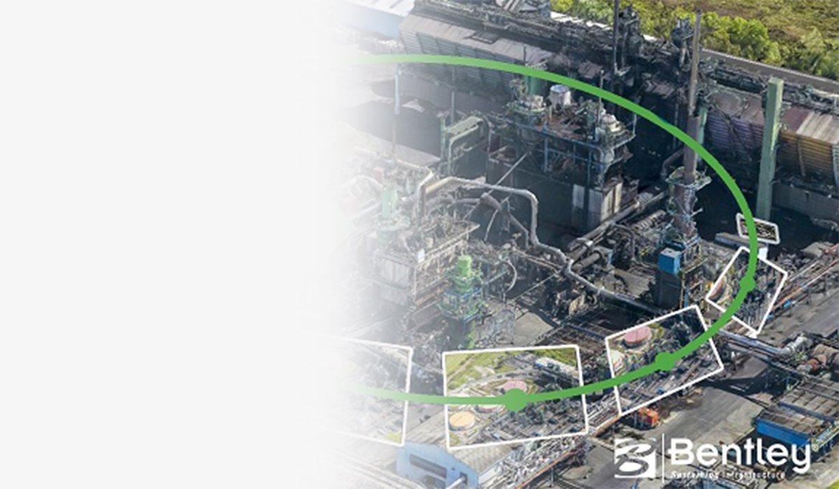 Software per ricostruzioni 3d con droni professionali Bentley Context Capture